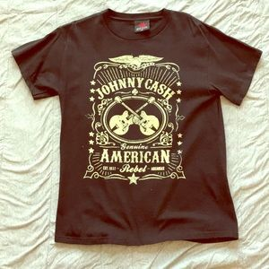 Other - Men's T-shirt Johnny Cash